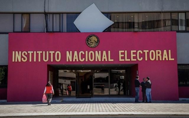 INE negó registro a México Libre porque plataforma de recaudación de donaciones impide identificar a donantes - Foto de El Economista