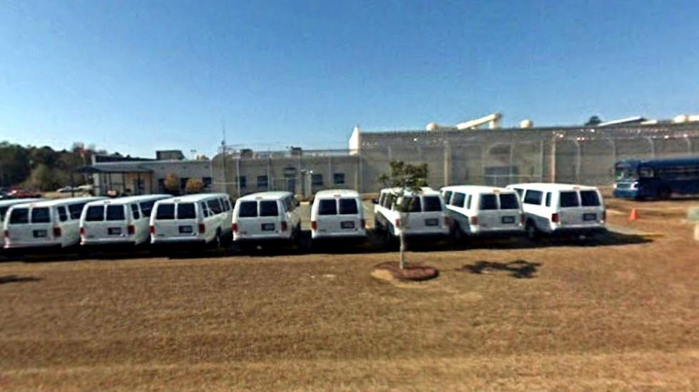 """México tacha de """"inaceptable"""" la esterilización forzada de migrantes en EE.UU. - Irwin County Detention Center, Georgia. Foto de Google Maps"""