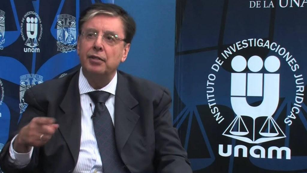Renuncia Jaime Cárdenas como titular del Instituto para Devolver al Pueblo lo Robado. Noticias en tiempo real