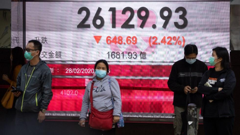 """Banco de Pagos Internacionales observa que """"mejora económica es incompleta y frágil"""" - Foto de EFE"""