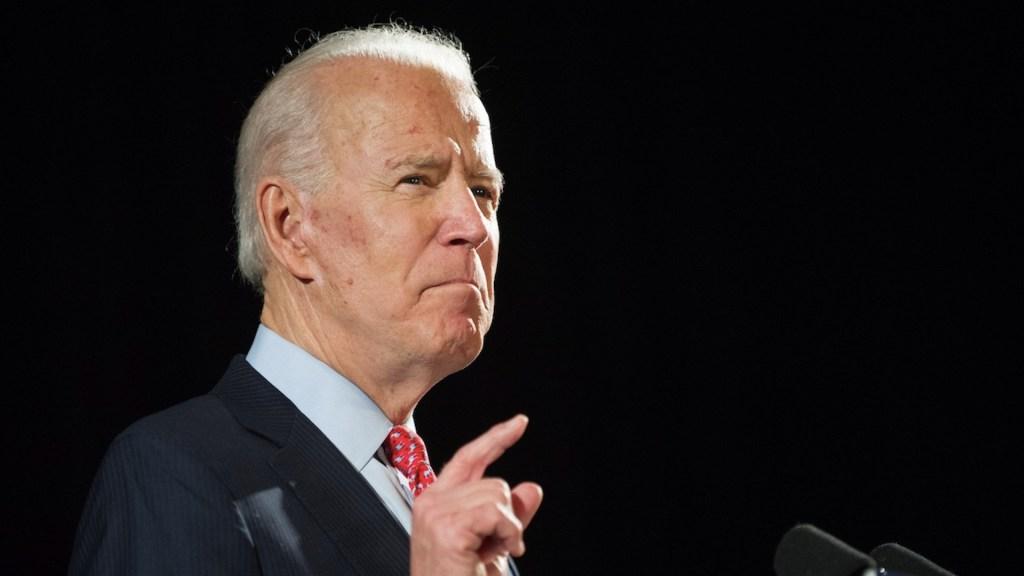 Biden tampoco participará en el próximo debate tras negativa de Trump - Joe Biden. Foto de EFE