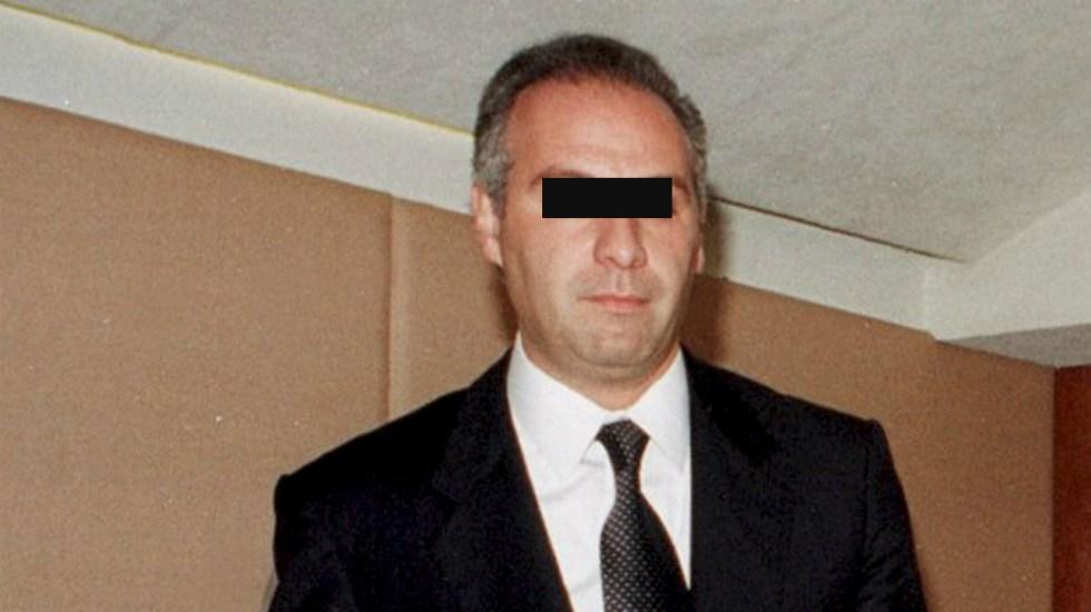 Dan prisión preventiva oficiosa a Juan Collado por peculado - Foto de Notimex
