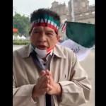#Video Reaparece 'Juanito'; ahora apoya a FRENAAA