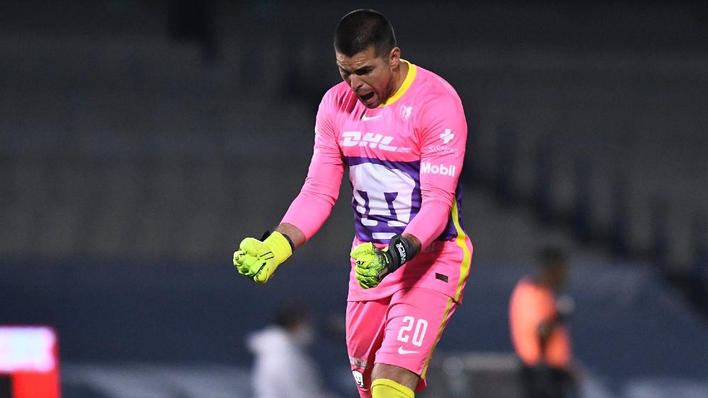 Con diez hombres, Pumas rescata el empate en C.U. ante Necaxa. Noticias en tiempo real