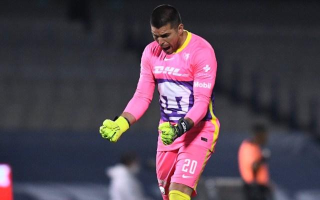 Con diez hombres, Pumas rescata el empate en C.U. ante Necaxa - Foto de @PumasMX