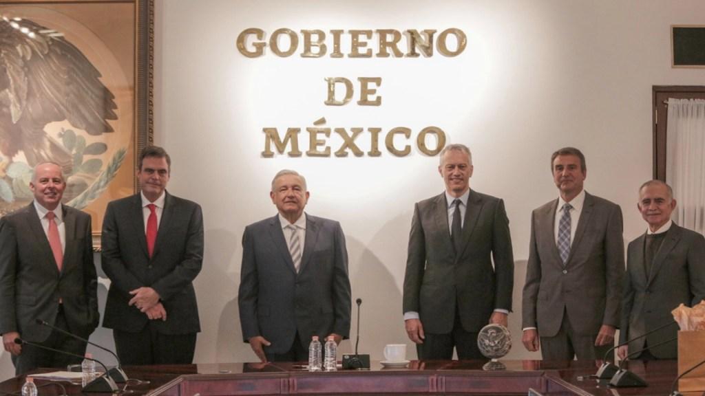 López Obrador se reúne con el CEO de Coca-Cola; abordan temas de impuestos y etiquetado - Foto de Twitter López Obrador