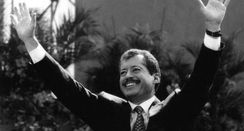 CNDH ordena nueva investigación del asesinato de Luis Donaldo Colosio - Luis Donaldo Colosio Riojas