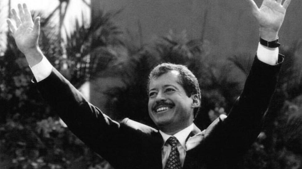 El llanto de un Mexicano - Luis Donaldo Colosio Riojas