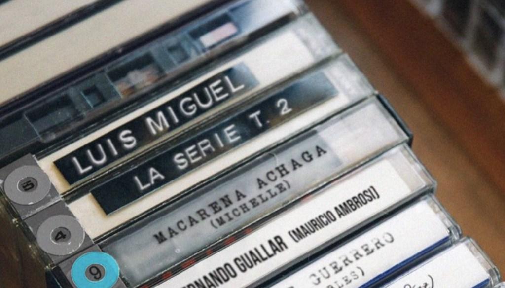 El nuevo elenco de la segunda parte de 'Luis Miguel, la serie' - Foto de Twitter Luis Miguel la serie