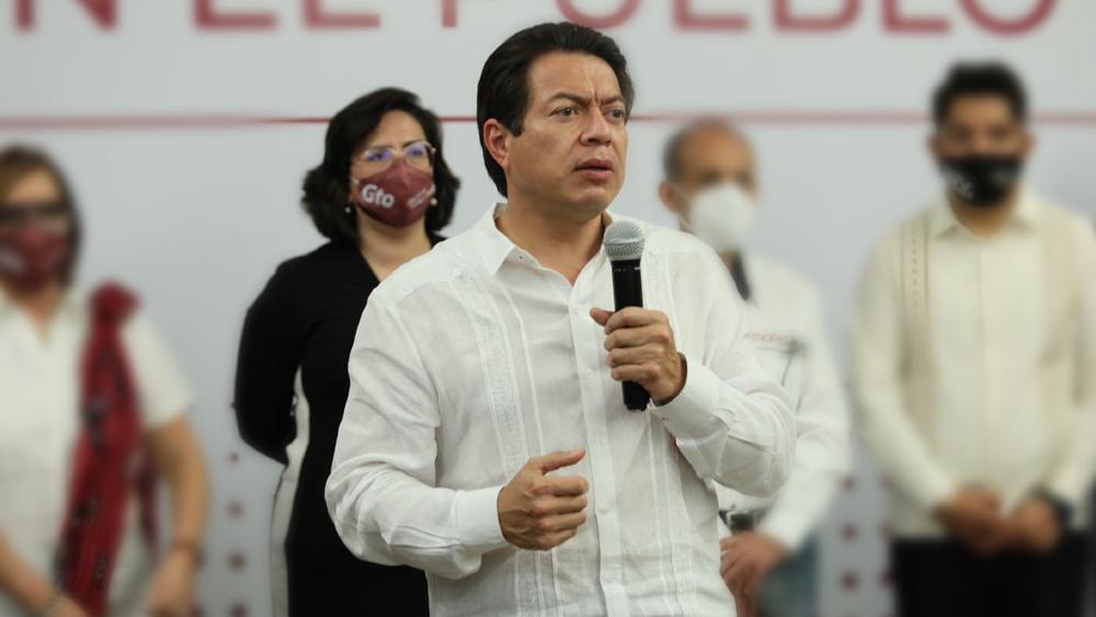 Pide Mario Delgado auditoría extraordinaria a grupo parlamentario de Morena. Noticias en tiempo real