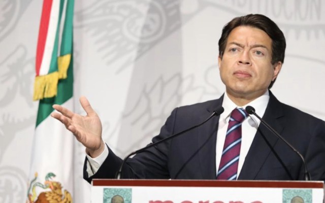 INE valida nuevamente candidatura de Mario Delgado a Presidencia de Morena - Foto de Twitter Mario Delgado