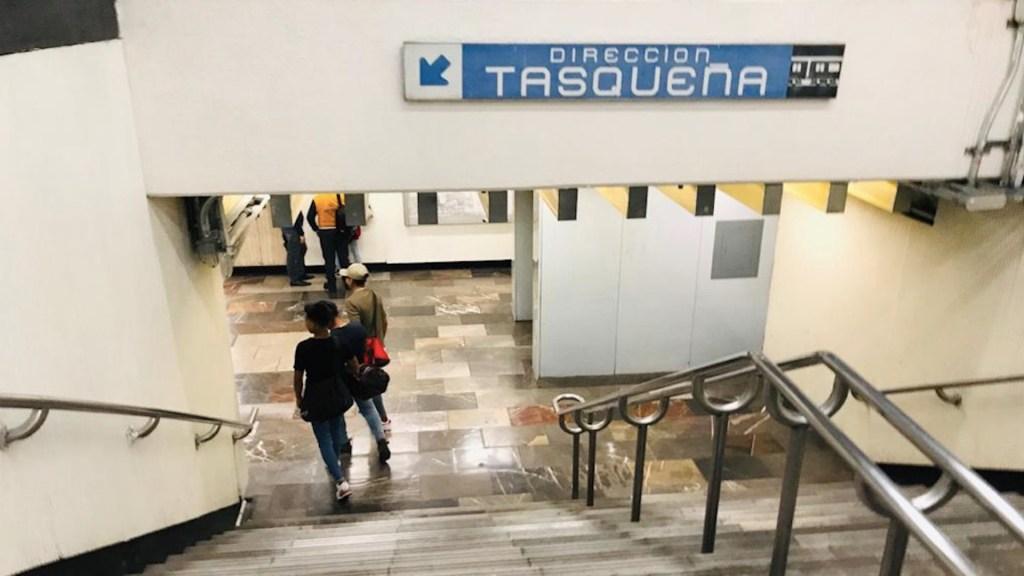 Metro Zócalo abrirá a las 10 de la mañana este jueves y viernes - Foto de López-Dóriga Digital