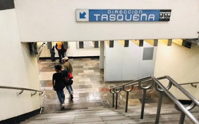 Estación Zócalo del Metro permanecerá cerrada hasta el 17 de septiembre por Fiestas Patrias - Foto de López-Dóriga Digital