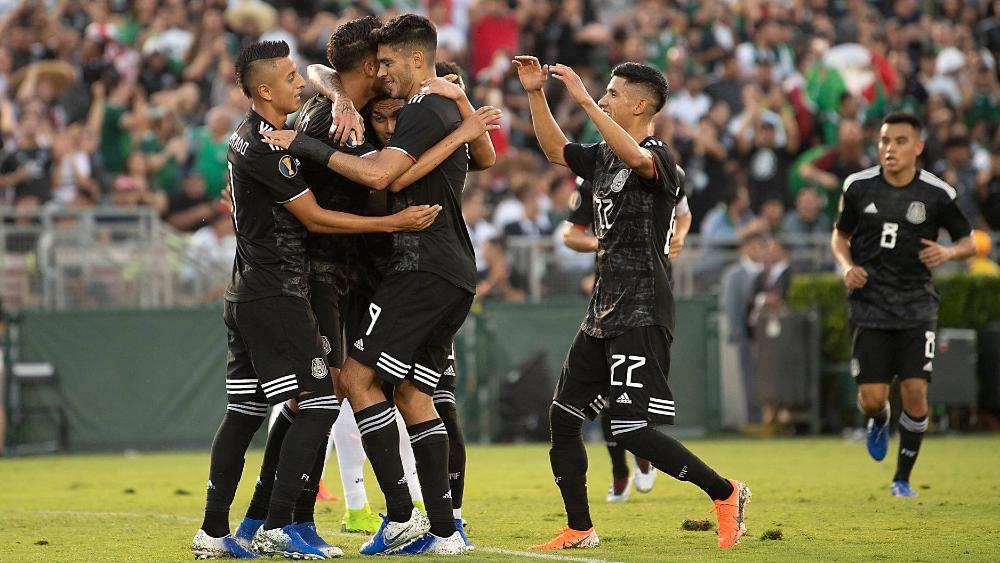 México se enfrentará a Guatemala con una combinación de jóvenes y veteranos - Foto de Facebook Selección Nacional de México