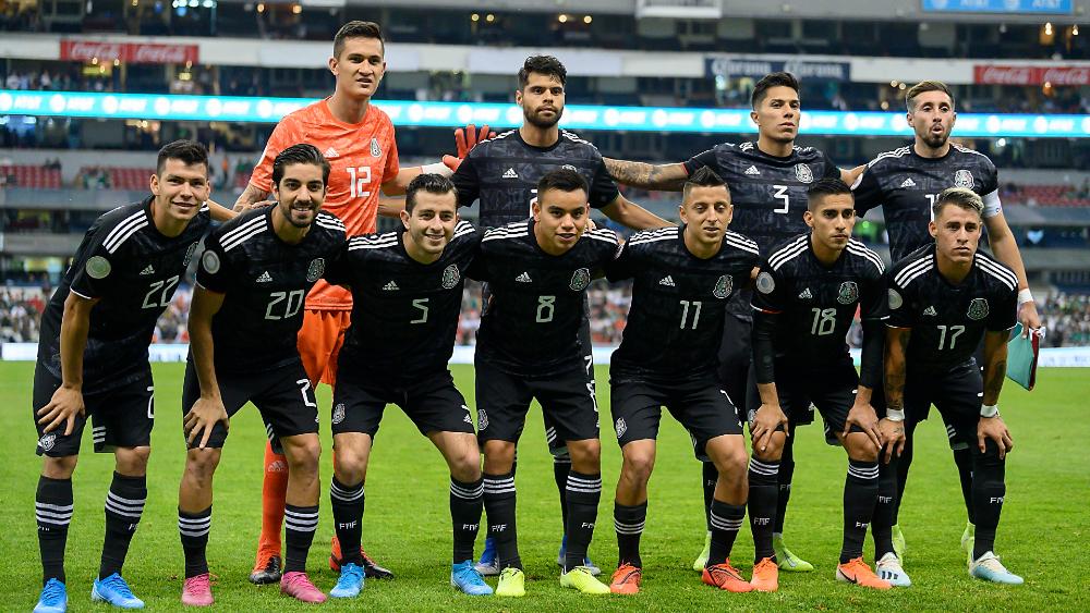 Costa Rica cancela el juego ante México del 30 de septiembre - Foto de @miselecionmx