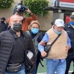 Dirigente de FRENAAA abandona campamento de Avenida Juárez
