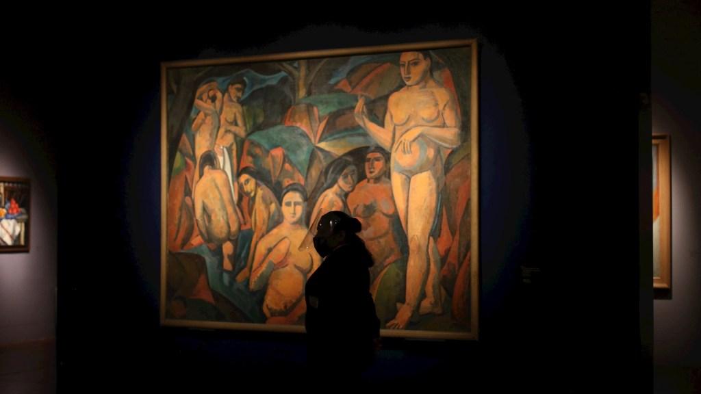 Museo de Bellas Artes albergará exposición del artista francés Modigliani - Muestra Modigliani Bellas Artes exposición 1