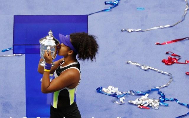 Naomi Osaka consigue segundo título del U.S. Open - Foto de EFE