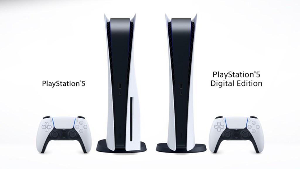 Presentan la PlayStation 5; llegará a México en noviembre - PlayStation 5. Foto de playstation.com