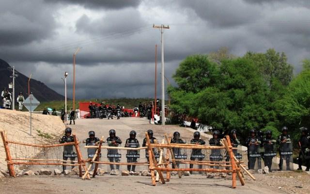 UIF denuncia y congela cuentas a políticos tras conflicto por agua en Chihuahua - Foto de EFE