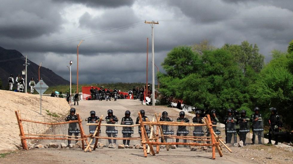 En toma de presa La Boquilla hubo gente del Cártel Jalisco: AMLO - presa La Boquilla