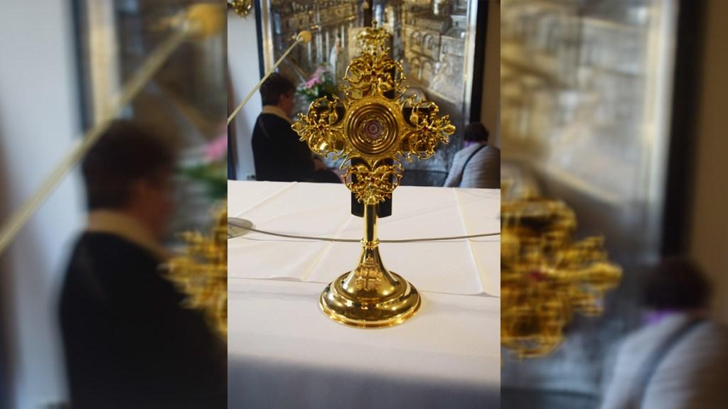 Roban en Italia reliquia de san Juan Pablo II - Reliquia de san Juan Pablo II robada en Italia. Foto de Umbria Notizie Web