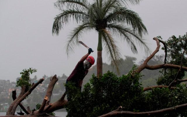 Tres ondas tropicales amenazan el Atlántico y Golfo de México - Foto de EFE