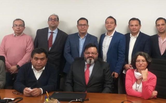 La Semarnat designa a Tonatiuh Herrera Gutiérrez como subsecretario de Fomento y Normatividad Ambiental - Foto de @jultruji
