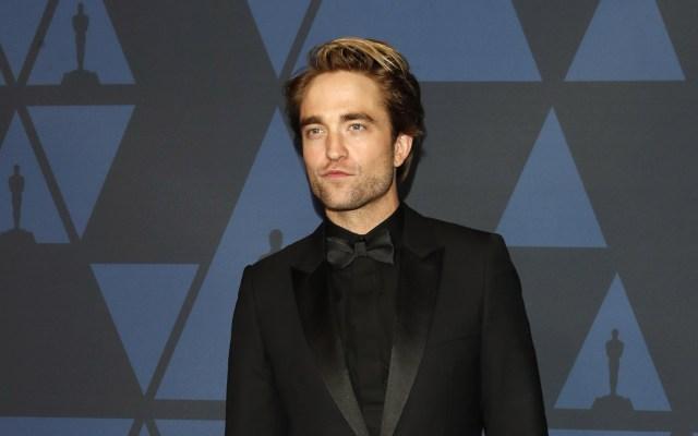 Detienen rodaje de 'The Batman' por caso de COVID-19; sería Robert Pattinson - El actor Robert Pattinson, protagonista de 'The Batman'. Foto de EFE / Archivo