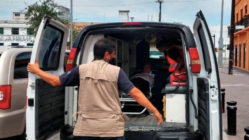 Da positivo a COVID-19 sacerdote de Matamoros que se desmayó durante misa dominical - Foto de Hoy Tamaulipas