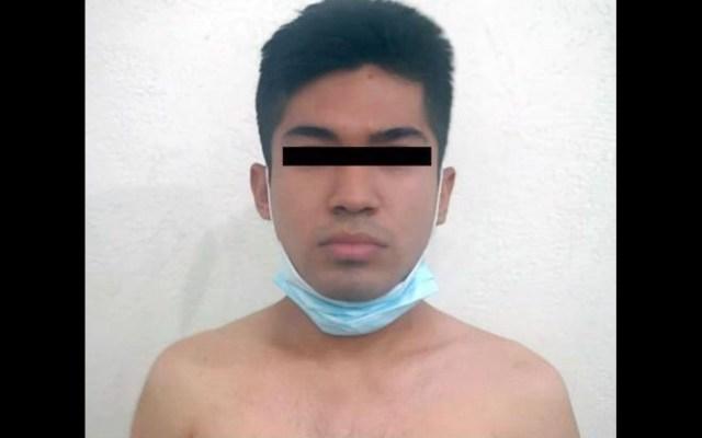 Detienen a sujeto que mató en Ecatepec a joven que se negó a ser su novia - Sebastián N Estado de México