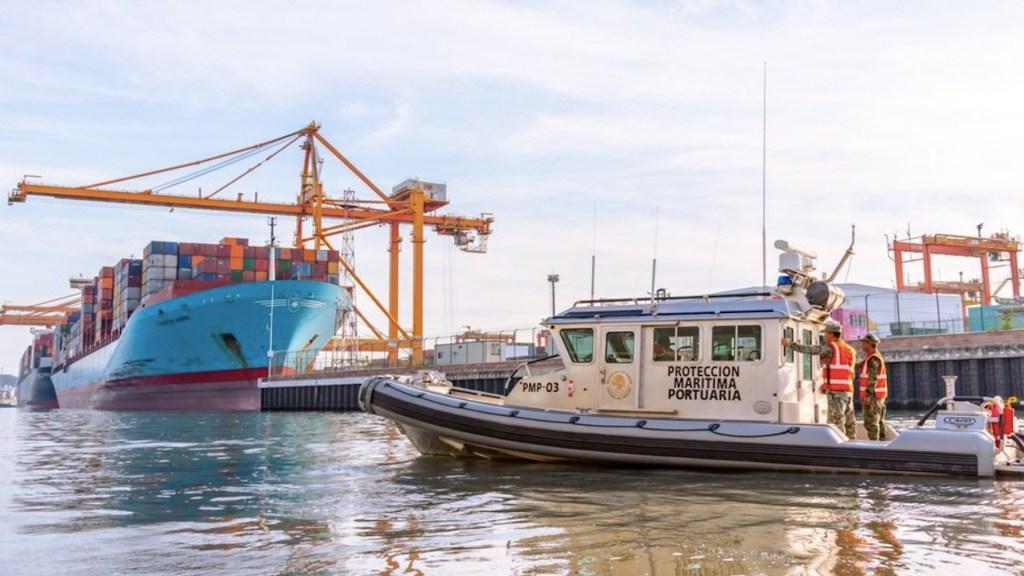 Aprueban diputados dictamen para otorgar control de puertos a la Semar - Foto de Semar