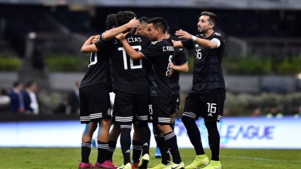 México y Guatemala se enfrentarán el 30 de septiembre en el Azteca - Foto de Twitter Selección Nacional