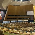 La ONU celebra sus 75 años con una cumbre deslucida y en medio de apuros - Foto de ONU