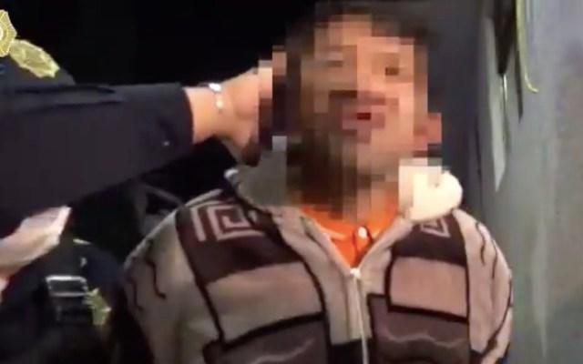 Detienen al presunto violador serial buscado en Miguel Hidalgo - Captura de pantalla
