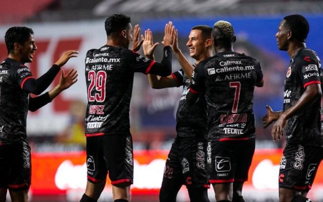 Xolos de Tijuana tiene 30 casos de COVID-19 entre jugadores y staff - Foto de Xolos de Tijuana