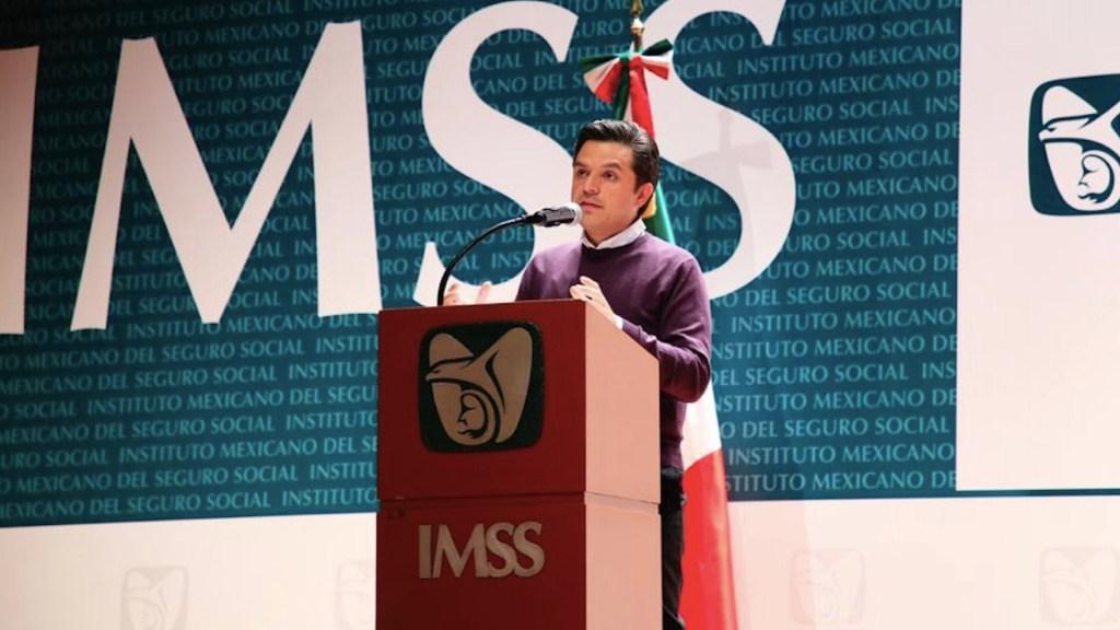 Transparencia permitirá estar más cerca de la gente, asegura Zoé Robledo sobre reorganización en el IMSS - Foto de IMSS