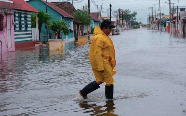 Delta se fortalece en su camino hacia EE.UU.; provocará lluvias y fuerte oleaje en el Golfo de México - Foto de EFE