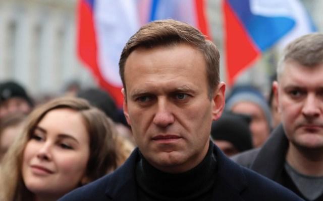 La policía rusa registra la casa y las oficinas de Navalni - Alexéi Navalni. Foto de EFE