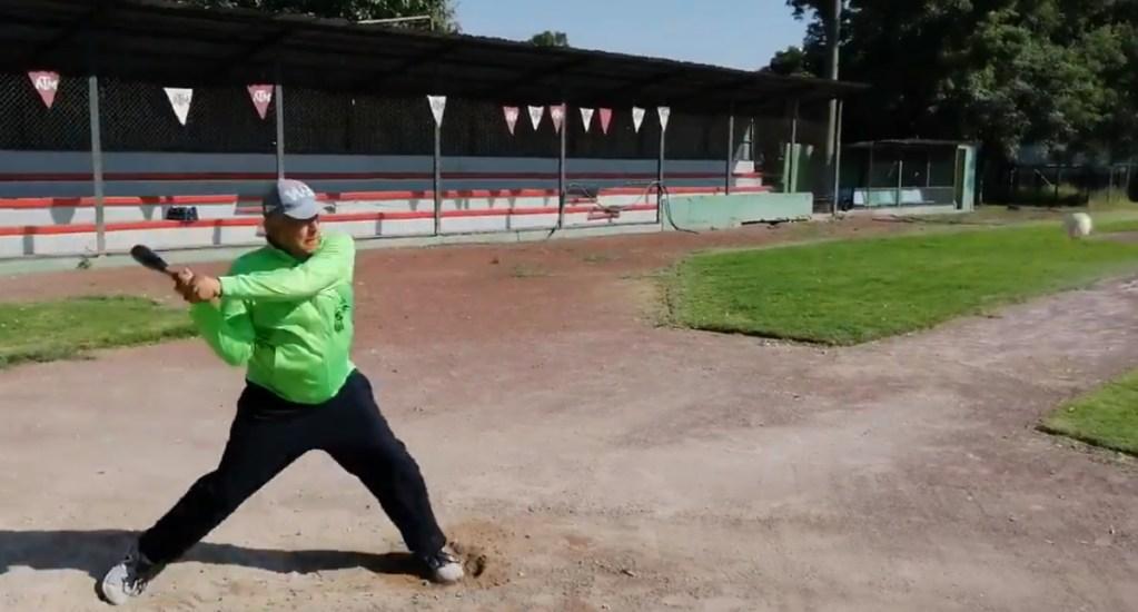 #Video La quiniela de López Obrador para los Playoffs de las Grandes Ligas - AMLO Andrés Manuel López Obrador beisbol