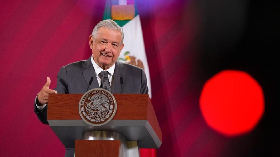 Ratificación de calificación de Fitch Ratings, reconocimiento al manejo responsable de las finanzas: AMLO - Foto de lopezobrador.org.mx