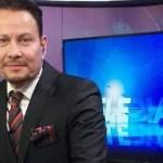 Fiscalía de Chihuahua investiga asesinato del periodista Arturo Alba - El periodista y conductor, Arturo Alba Medina. Foto de Telediario