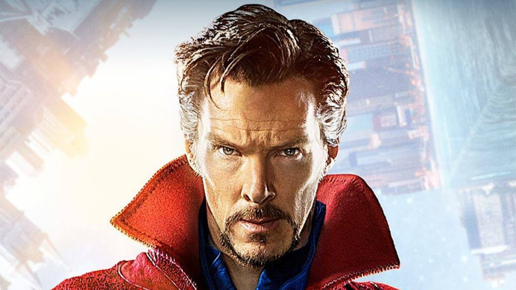 Benedict Cumberbatch regresará como Doctor Strange en 'Spider-Man 3' - Benedict Cumberbatch como Doctor Strange. Foto de @DoctorStrangeOfficial