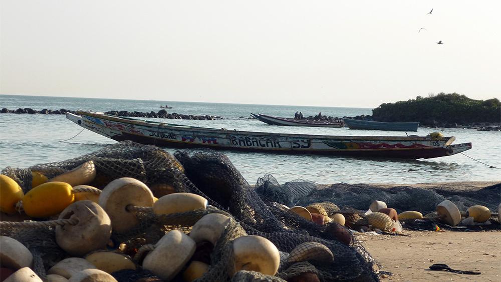 Al menos 140 muertos en el bote hundido el pasado viernes en Senegal - Foto de @UNmigration