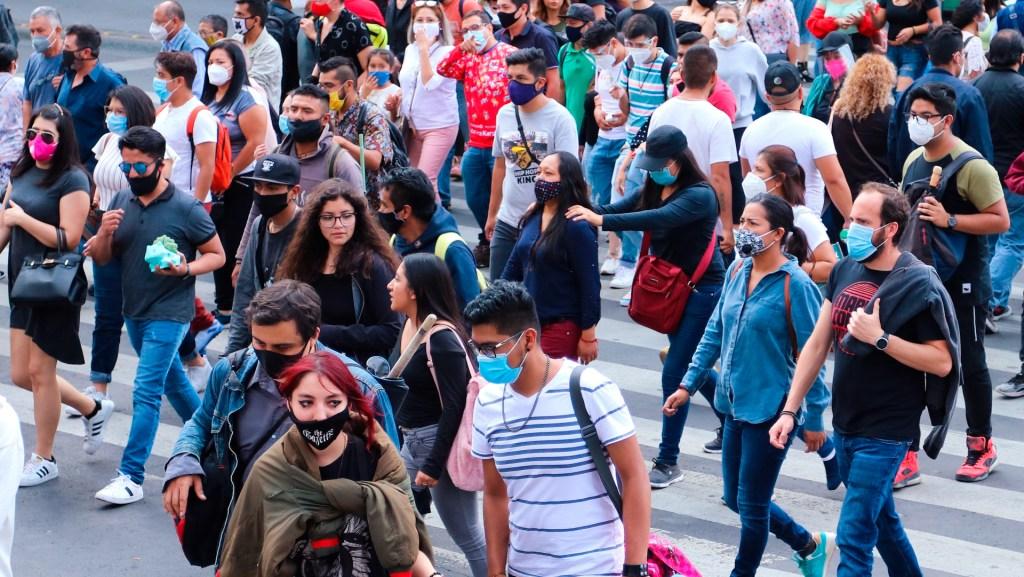 Estima AMLO crecimiento del PIB de México para 2021 en 5 por ciento - CDMX coronavirus covid19 Ciudad de Mexico economía