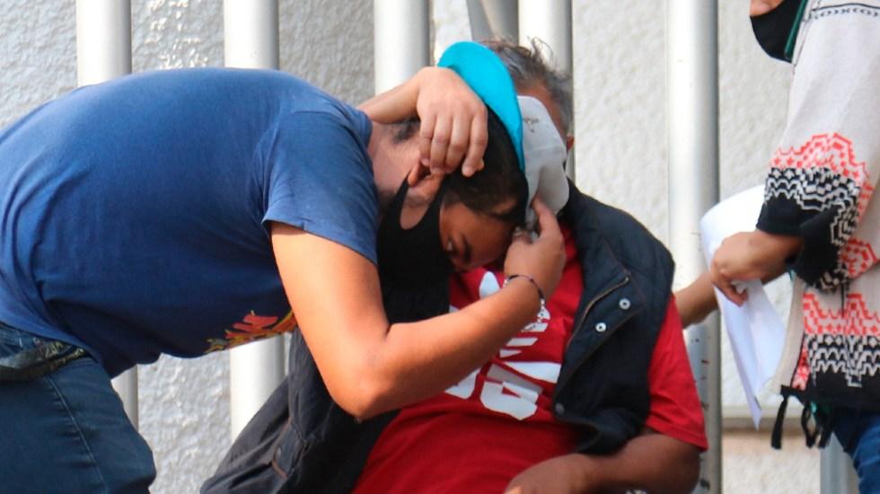 En las últimas 24 horas, México registra 485 muertes y seis mil 807 casos positivos por COVID-19 - Foto de EFE