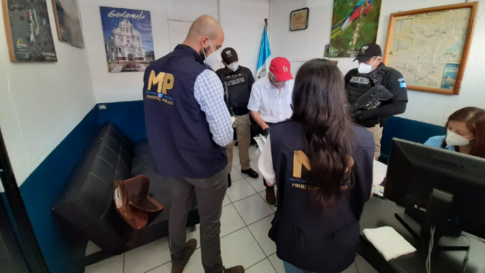 México entrega a Guatemala a exguerrillero acusado de asesinato en 2019 - Foto de Ministerio Público de Guatemala