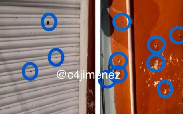Jefe de 'Los Chocos', entre las víctimas en la masacre a chelería de Azcapotzalco - Foto de @c4jimenez