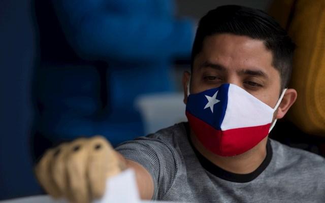 Próxima etapa para nueva Constitución en Chile será elegir a convencionales; habría participación del 50 por ciento: Zovatto - Chile voto Constitución votos