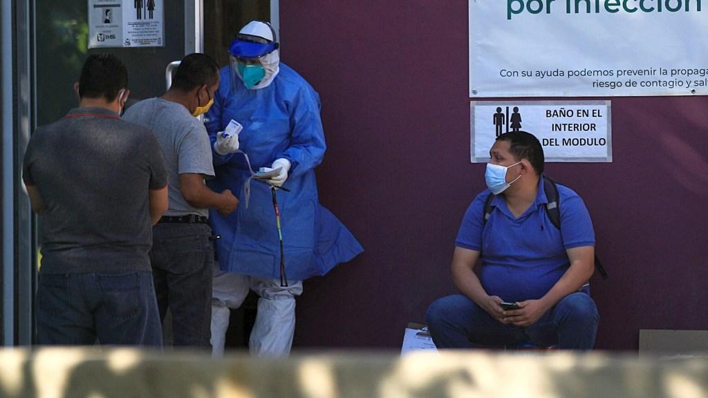 Personas que acuden al sector Salud privado tienen mejores condiciones de vida, señala López-Gatell - Ciudad Juárez COVID-19 Chihuahua hospital